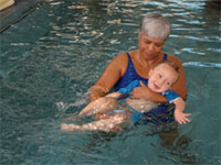 Neuroaquatics: hydrotherapy / aquatic physiotherapy in water - for parents and carers Gold Coast