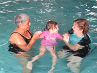 Neuroaquatics: hydrotherapy / aquatic physiotherapy in water for children with speacial needs Gold Coast